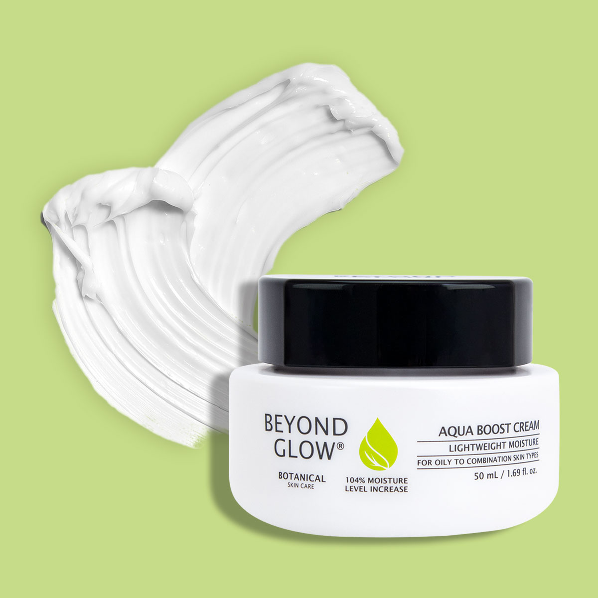 BeyondGlow-AquaBoostCream-Green